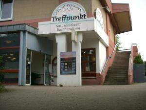 Eingangsbereich Treffpunkt-Lädchen